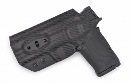 Smith & Wesson EZ Shield 380 IWB Carbon Fiber