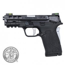 Performance Center® M&P®380 SHIELD™ EZ® M2.0™ Silver Ported Barrel