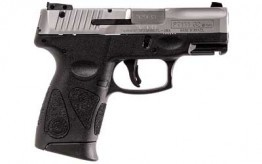 Taurus PT111 G2 Stainless 9MM 12rd