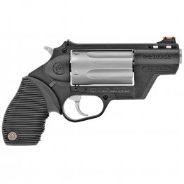 "Taurus, Judge, Public Defender, Medium Frame, 410 Gauge/45LC, 2"" Barrel, 2.5"" Chamber"