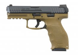Heckler & Koch VP9 9mm FDE Pistol NS