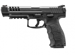 Heckler & Koch VP9L Long Slide Optics Ready 9mm BLK Pistol