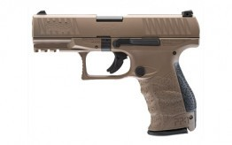 Walther PPQ M2 FDE 9MM Pistol**Exclusive