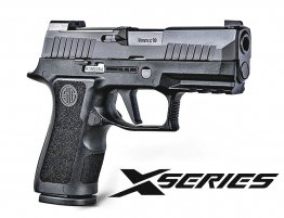 Sig Sauer P320 X-Carry 9mm 17rd