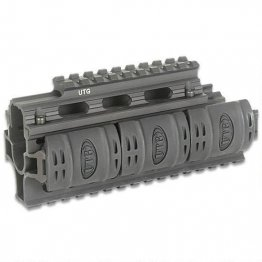 AK-47 Handguard Quad Rail Leapers UTG M70 Yugo For Use With Models With Grenade Launcher Sights