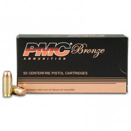 PMC .40 S&W Ammunition 50 Rounds FMJ 180 Grains 40D