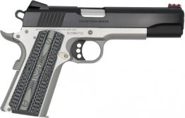 Colt 1911 Government Compitition .45acp Two Tone STS