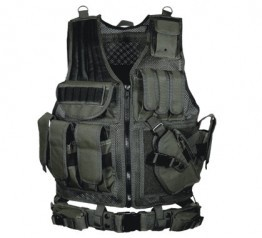 UTG Tactical Law Enforcement Vest Blk