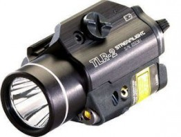 Streamlight TLR-2G Tactical Weapons Light with Green Laser Sight
