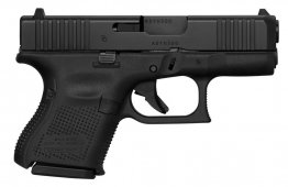 Glock 26 Gen5 9mm Pistol w/ Front Serrations