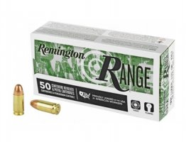 REMINGTON RANGE 9MM 115 GRAIN FMJ 50RD BOX