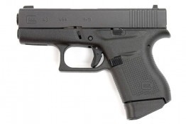 Glock 43 Gen 4 TALO 9mm Pistol HD NS
