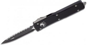 Microtech OTF Auto Ultratech Full Serrated