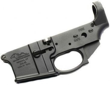 Anderson Mfg. Stripped AR-15 Lowers
