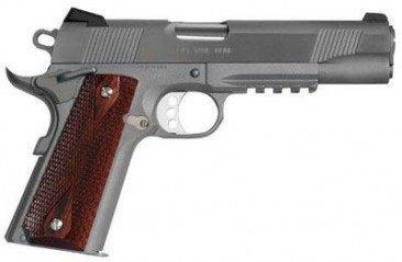 Colt Rail Gun Government .45acp 1911 SS