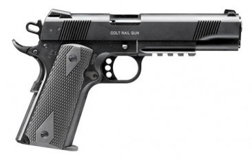 Umarex Colt Government 1911 .22 Series, Rail Gun