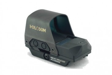 Holosun HS510C Circle Dot & Solar Sight