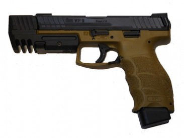 HK Custom VP9 Match ARMORY EXCLUSIVE