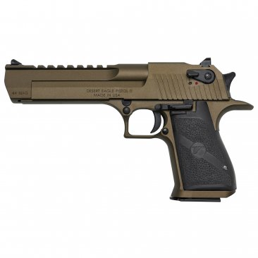 Magnum Research Desert Eagle XIX 6in 44Mag Pistol Burnt Bronze
