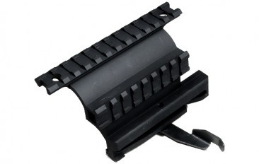 5th Gen Quick Detachable Double-rail AK Side Mount