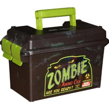 MTM 50 Cal. Zombie Ammo Can