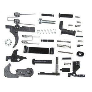 Mil-Spec AR15 Lower Receiver Parts Kit