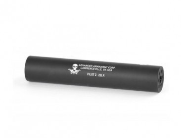 AAC Pilot 2 .22LR Suppressor