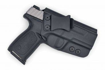 Smith & Wesson IWB SD9/40 Black Kydex