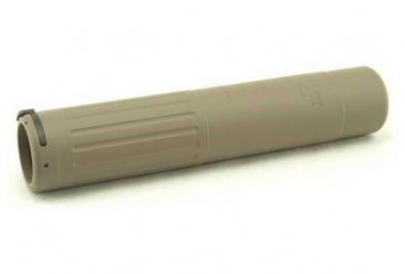 AAC 762-SDN-6 7.62mm Caliber Suppressor FDE