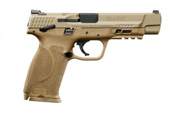 Smith & Wesson M2.0 9mm FDE 5in