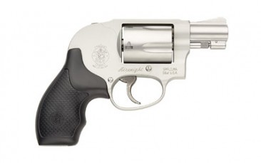 S&W M638 .38 Special Airweight 5 shot
