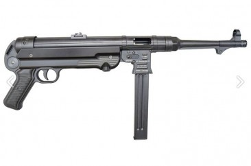 "ATI-German Sport Guns 10"" Barrel GSG-MP40P 9mm Pistol"