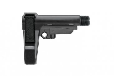 SB Tactical A3 Pistol Brace 4 Position for AR Pistols