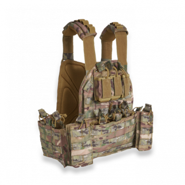 Guard Dog Tactical Sheppard Plate Carrier | 2 Lbs/Per - Multicam